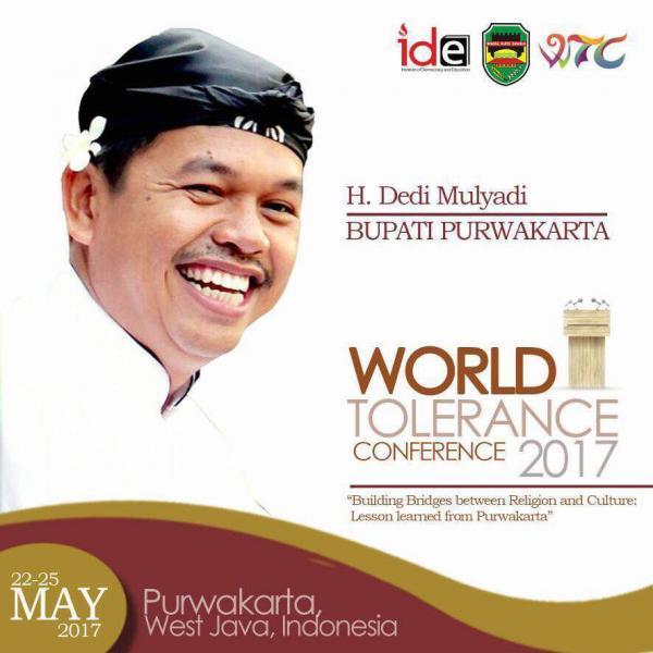 Konferensi Toleransi Dunia Digelar di Purwakarta