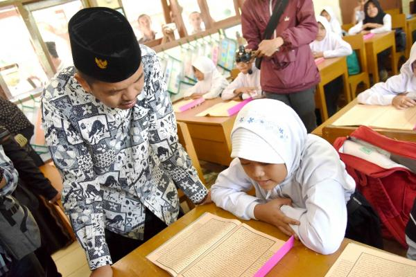 Libur Ramadhan, Pelajar Purwakarta Wajib Dalami BTQ dan Kitab Kuning