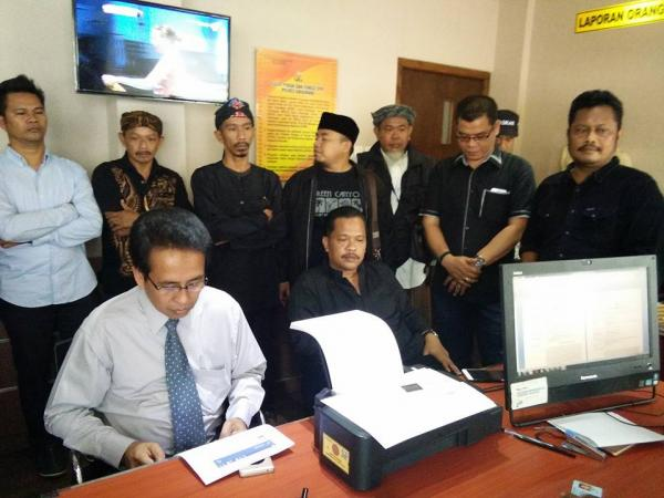 Dituduh Menistakan Agama, Direktur PT Tatar Kertabumi Resmi Dilaporkan