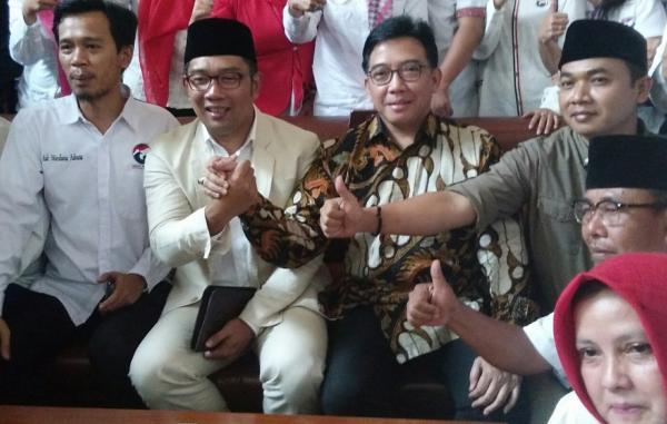Ridwan Kamil Blak-blakan Soal Sosok Agung Suryamal