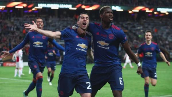 Manchester United Juara Liga Eropa 2016-2017,Usai Kalahkan Ajax 2-0
