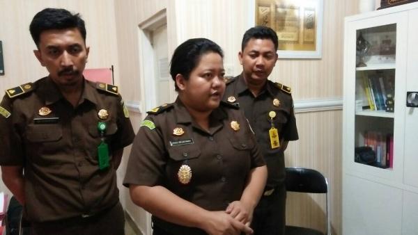 Kejari Kabupaten Sukabumi Tahan Ketua Koperasi BMT Fajar