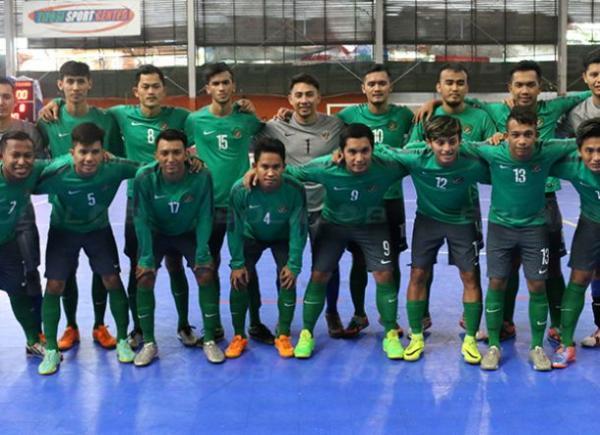 Timnas Futsal Dukung Mahasiswa Untuk Berprestasi Di Dunia Olahraga