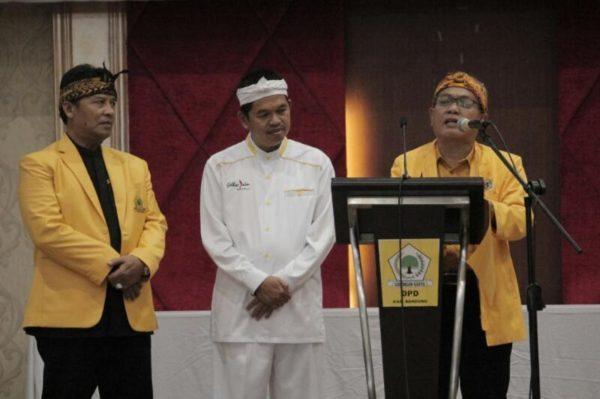 DPP Golkar akan Segera Rekomendasikan Dedi Mulyadi Jadi Cagub Jabar