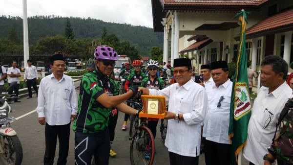 Takengon Diusulkan Masuk Agenda Tour of Indonesia