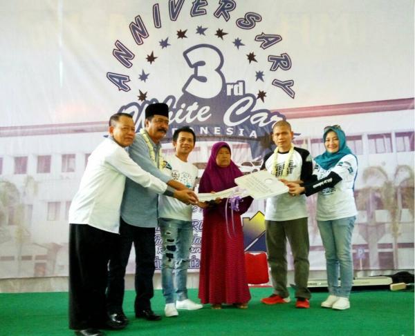 Anniversary ke III, WCI Purwasuka Bedah Rumah Tak Layak Huni