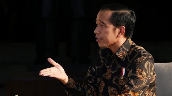 Jokowi Meminta Nelayan Tidak Pakai Cantrang untuk Tangkap Ikan