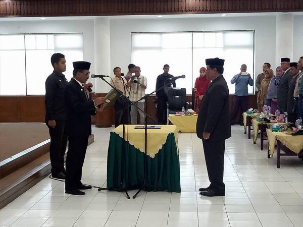 Abdul Aziz Dilantik Menjadi Sekda Aceh Utara Definitif