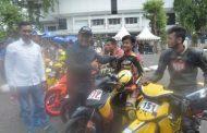 Dewa Sena Piccoli FDR Road Race Dibuka Wabup Karawang