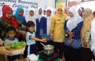 Pentingnya Peran Orang Tua Mengatur Pola Makan Anak