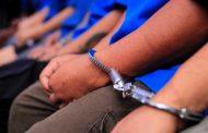 Polres Lhokseumawe Bekuk 9 Penjudi, Tiga Diantaranya Kepala Desa