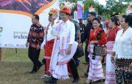 Jokowi: 714 Etnis Menunjukkan Keanaekaragaman Indonesia