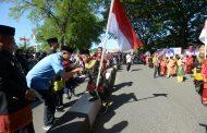 Wagub Aceh Sambut Peserta Karnaval Budaya