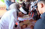 Pemkab dan Polres Purwakarta MoU Sistem Pencegahan Korupsi Dana Desa