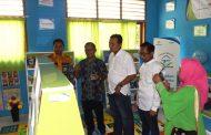 SMPN 2 Telukjambe TimurTerima Bantuan Pendidikan dari Perumnas