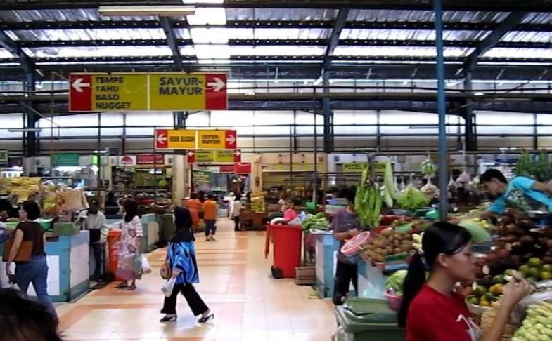 2018, Pemerintah Akan Bangun Pusat Distribusi Pangan Regional