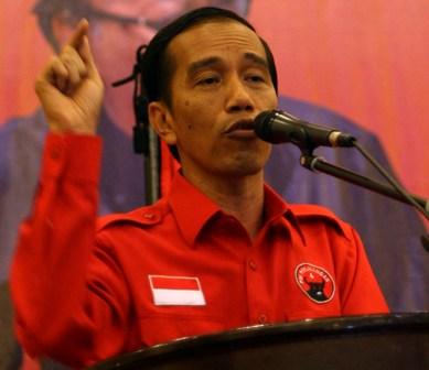 Jokowi Akan Hadiri HUT Ke-45 PDI Perjuangan