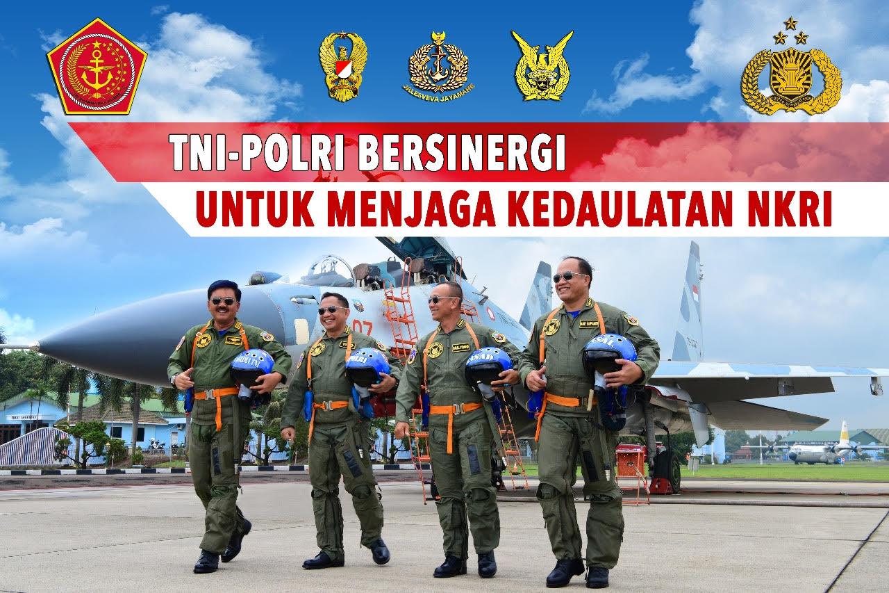 Danrem 011 Lilawangsa: TNI dan Polri Harus tetap Solid Demi NKRI