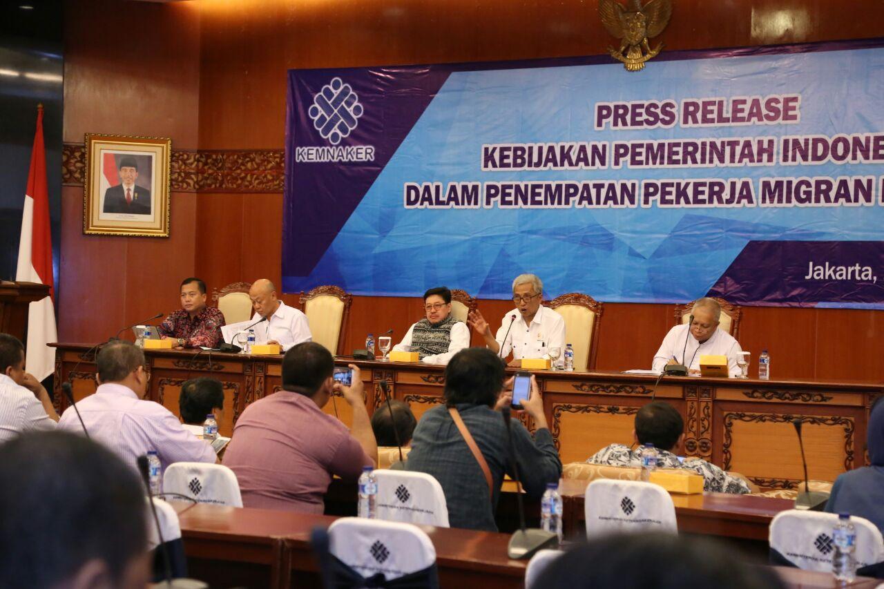 Indonesia Tolak Program Direct Hiring Bagi PMI di Malaysia