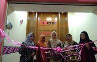 TingkatkanEkonomiUMKM Kota Bekasi, IPEMIResmikan Kampung Batik Di Mall