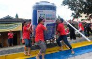 Telkomsel Tuntaskan Program 'Baktiku Negeriku' di Sukabumi