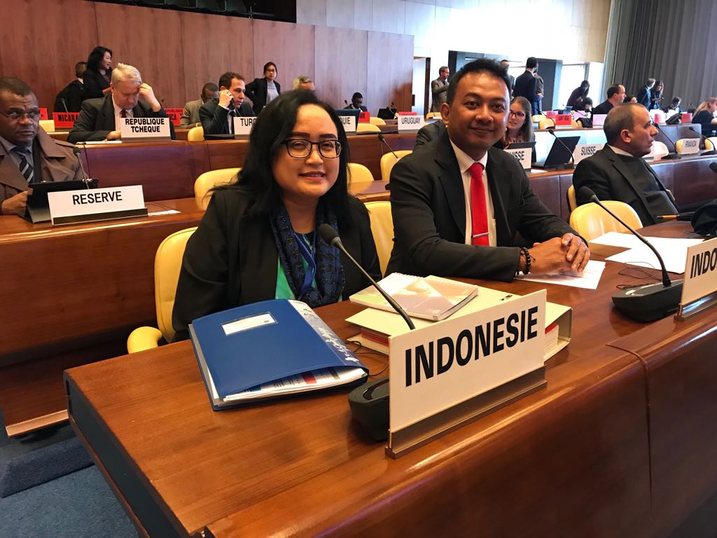 Forum Regional Atasi Human Trafficking Sektor Perikanan Berlangsung di Bali