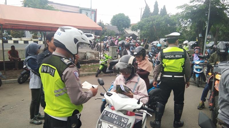 Karawang Masuk Sepuluh Besar di Jawa Barat Penunggak Pajak Kendaraan