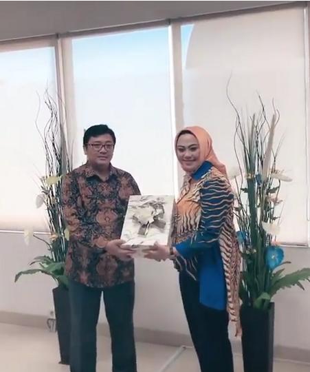 Bupati Karawang Serahkan LKPD 2017 kepada BPK Perwakilan Jawa Barat