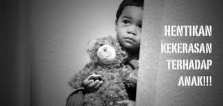 Kasus Kekerasan Pada ANAK, Masyarakat Jangan Lagi Tinggal Diam