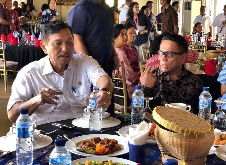 Gubernur Aceh Harap Kerjasama Wisata Cruise Sabang dan Bali