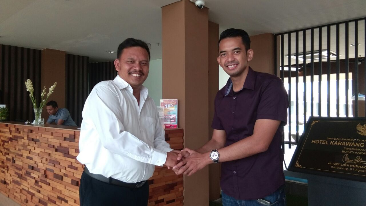 Hotel Akshaya Karawang Support Event Anniversary spiritnews.co.id ke 1