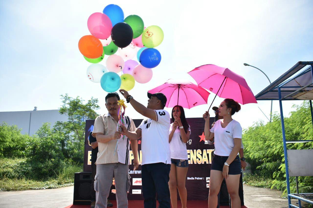 Kontes Mobil Modifikasi Meriahkan HUT spiritnews.co.id ke 1