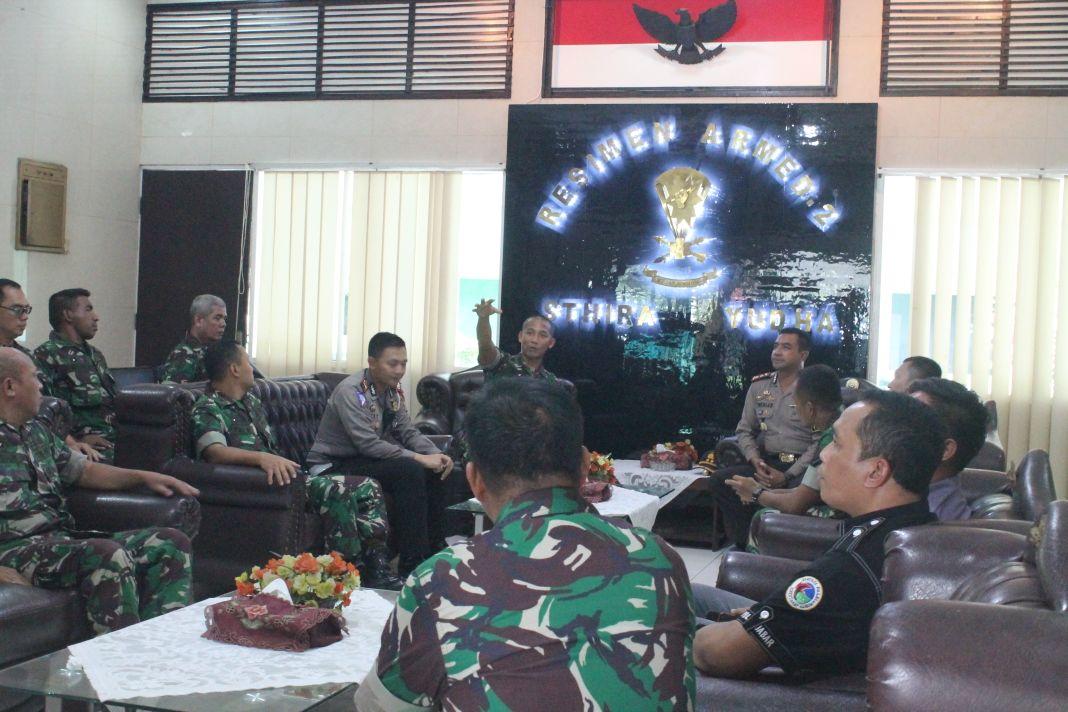 Dukungan TNI Perangi Narkoba di Purwakarta