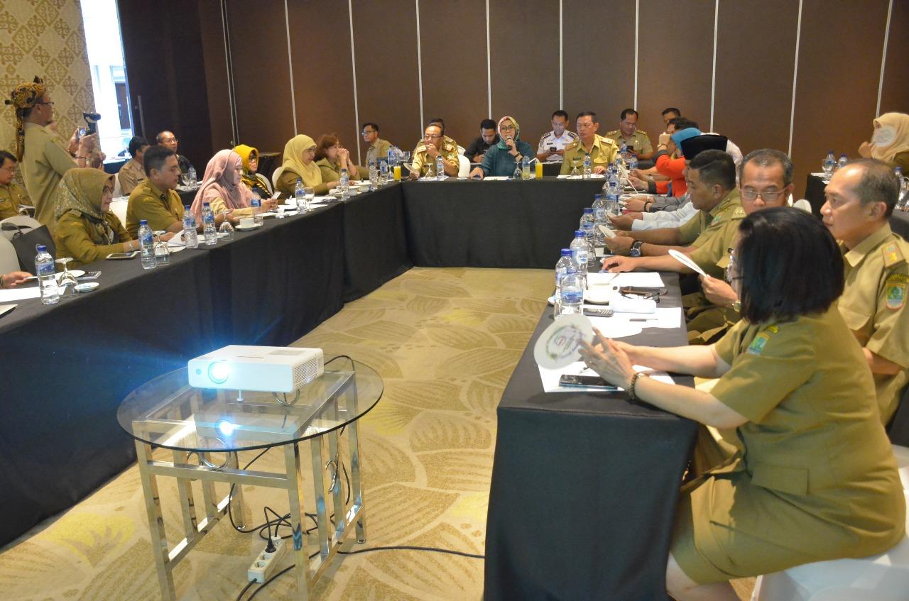 Workshop Pelaksanaan Kampanye Germas di Karawang