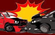Kecelakaan Mobil di Tol Jakarta Arah Cikampek
