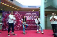 Pemeran Film Target Memukau Para Pengunjung Mall Lagoon Avenue Bekasi