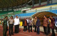 Sejumlah Fasilitas Stadion Patriot Chandrabaga Diganti