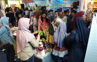 Stand UMKM Kota Bekasi Ramai Dikunjungi Warga Kalimantan