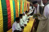 Bupati Aceh Utara Pimpin Peusijuek Pemberangkatan 348 Calon Jemaah Haji