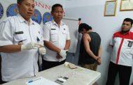 BNNK Karawang Ringkus Dua Pengedar Narkoba asal Kotabaru