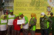 Atlet Dayung Nur Meni Dapat Hadiah dari Pemkot Bekasi