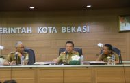 Satukan Tujuan, Pj Walikota Bekasi Baru Pimpin Apel dan Rapat Koordinasi
