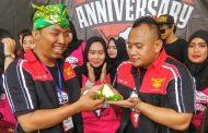 HUT Setahun HBOC Indonesia Berlangsung Semarak