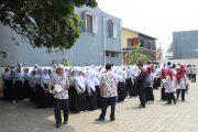 Mengisi Akhir Pekan, Ratusan Pelajar Kota Depok