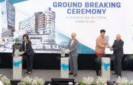 Mandaya Royal Hospital Puri (MRHP) Mulai Dibangun dengan Paradigma Baru Pelayanan Kesehatan