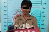 Dalam Satu Hari, Tiga Pengedar Narkoba Ditangkap Polisi