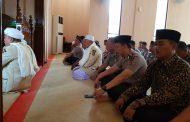 Polres Subang Gelar Salat Gaib dan Doa Bersama untuk Korban Gempa di Palu