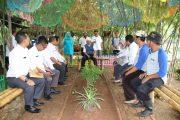 Walikota Bekasi Tinjau Lokasi Wisata Hutan Bambu Bekas TPS