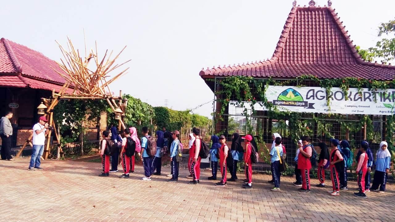 Argo Kartika Jaya Karawang, Wisata Edukasi Wajib Dikunjungi
