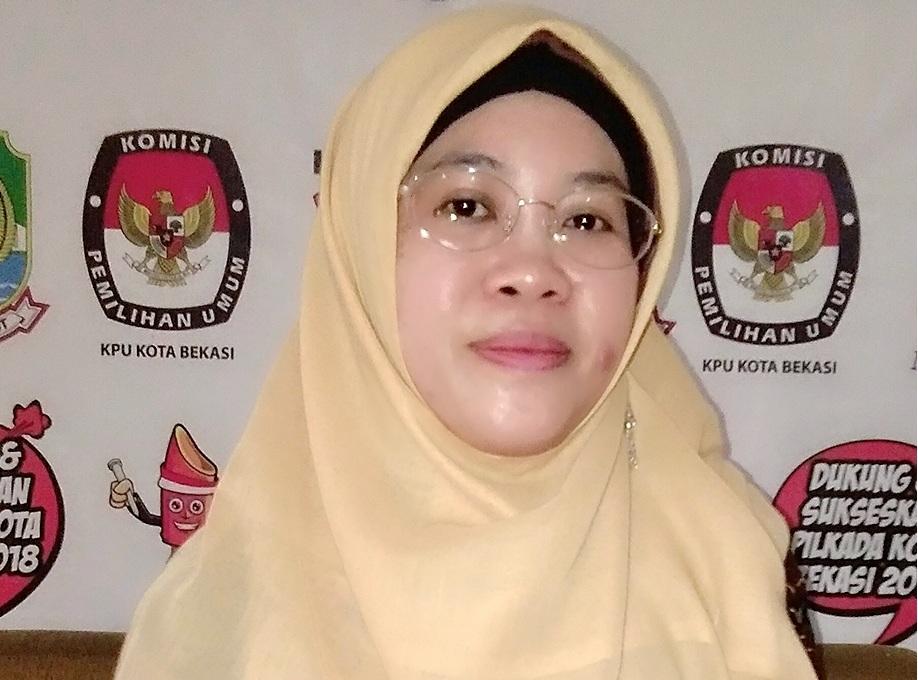 Tugas Berat Ketua Baru KPU Kota Bekasi